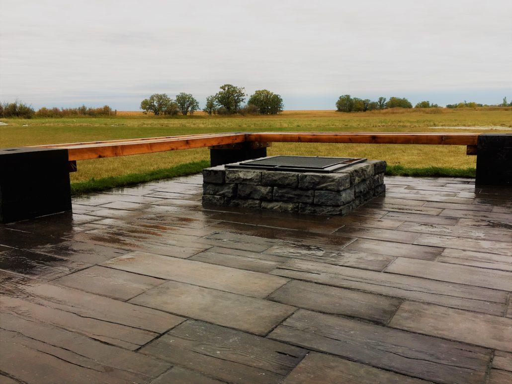 Bridgewood Pavers Stonehenge Designed Landscapes